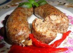 Biała kiełbasa z ćwiartek kurczaka. - przepis ze Smaker.pl W 6, Baked Potato, Sausage, Potatoes, Meat, Chicken, Baking, Ethnic Recipes, Food