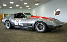 1969 Chevrolet Corvette Vintage SOVREN Race Car For Sale