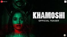 Share with FriendsKhamoshi Official Trailer Prabhu Deva, Tamannaah Bhatia Directed by: Chakri Toleti Produced by: Vashu Bhagnani Starring: Tamannaah Prabhu Deva Bhumika Chawla Release date: 31 May 2019 Credit Goes to Zee Music Company. Hd Movies Download, Mp3 Song Download, Latest Trailers, Devotional Songs, English Movies, Best Horrors, Movies 2019, Movie List, Official Trailer