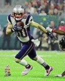 #7: Danny Amendola Super Bowl 51 - NFL Photo (New England Patriots) 8x10