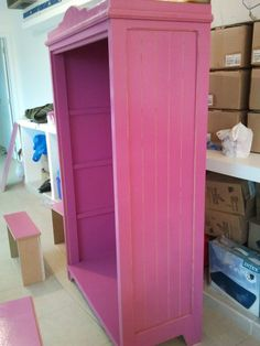 minha casa, meu mundo: você sabe pintar um móvel de madeira?