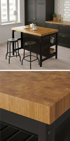 Le catalogue IKEA 2019 est enfin disponible: voici nos 35 articles favoris Boho Kitchen, Living Room Kitchen, Kitchen Decor, Small Living Rooms, Living Room Designs, Diy Interior, Interior Design, Catalogue Ikea, Small American Kitchens