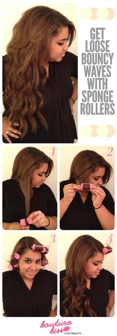 23 Best Roller Curls Images Curls Hair Makeup Hairstyle Ideas