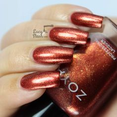 Zoya Ignite Collection - Review and Swatches by Lucy's Stash