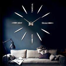 jumbo size wall clocks