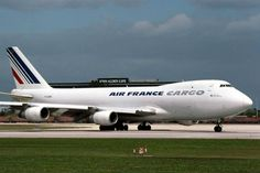 Orly forever - Air France Cargo Boeing 747 freighter
