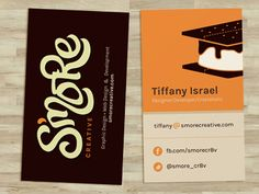 S'more Creative Business Card