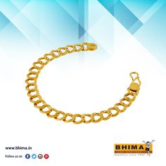 Gold Bracelet !  . #jewelry #jewellery #necklace #gold #forher #accessories #fashion #luxurystyle #style #bhima #ornaments #goldornaments