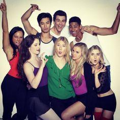 Dance Academy...
