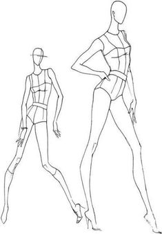 Fashion Design Sketches 279293614379380350 - croquis Source by nathalierebolla Fashion Illustration Poses, Fashion Illustration Template, Illustration Mode, Fashion Illustrations, Design Illustrations, Fashion Design Sketchbook, Fashion Design Drawings, Fashion Sketches, Dress Sketches