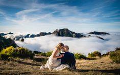 Wedding in Madeira, Portugal; the island offers spectacular locations for wedding photoshoots ~ Slub na Maderze; wyspa oferuje spektakularne krajobrazy na sesję zdjęciową w plenerze.   Wedding in Madeira, Portugal ~ Slub na Maderze #madeira #madera #portugal #portugalia #elope #destinationwedding #weddingabroad #funchal #picodoarieiro #wedding #weddingvenue #weddingphotography #slub #slubzagranica #slubwplenerze