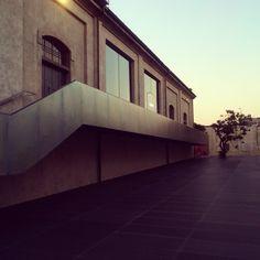 Miuccia's museum   Fondazione Prada   Stairs