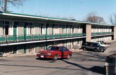 Motel, Toronto, Cities, Lost, City