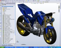 Just design your own bike model by learning #SolidWork through interesting video courses:http://www.video-tutorials.net/vtn/?main_page=index&cPath=66
