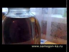 Домашний самогон - 6 литров больше 70 и 90 градусов из 10 кг сахара