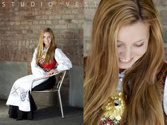 #konfirmasjon #jente #bunad 7 Continents, Senior Photography, Evolution, Vest, Culture, Traditional, Costumes, Studio, Portrait
