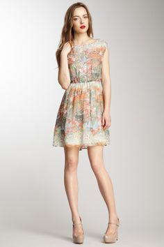 alice + olivia Sleeveless Dress