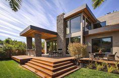 Creative Outdoor Deck Ideas For A Nice Backyard (8)
