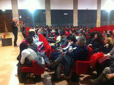 Autori in Città #3 Guido Quarzo a Palermo incontra i ragazzi al Cinema De Seta.