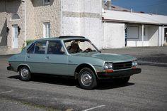 Peugeot 504 Diesel, 1979