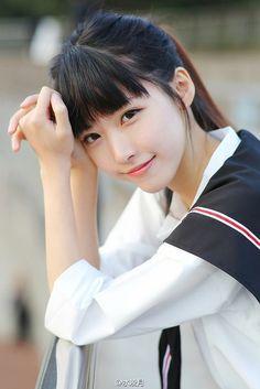 "Korean ""Let's look at Japanese girl uniforms"" School Girl Japan, School Uniform Girls, Girls Uniforms, Japan Girl, High School Girls, Cute Asian Girls, Beautiful Asian Girls, Cute Girls, Japanese Beauty"
