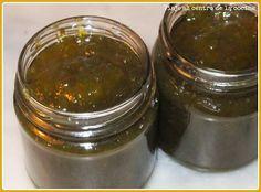 Mermelada de pimientos verdes