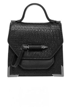 MACKAGE | Rubie Special Edition Bag - Black@michaelOXOXO@JonXOXOXO@emmaruthXOXO@emmammerrick#MACKAGERUBIE