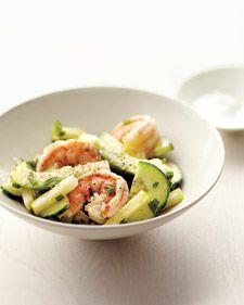Avocado and Shrimp Salad - Whole Living Eat Well