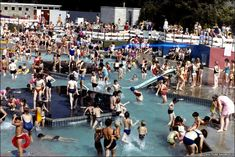 Millhouses Park Lido - what a great place this was #socialsheffield #sheffield