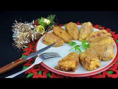 Pimientos rellenos de bacalao y gambas. Unos pimientos rellenos de sabor suave y muy fáciles de preparar. Ideales para las comidas y cenas de Navidad. Tostadas, Tapas, Chicken, Meat, Food, Youtube, Vegetables, Dishes, Meals