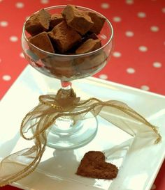 Spice Up Your Life With a Taste of Japan: Tofu Nama Chocolate (ganache)