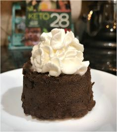 Share652 Pin251 TweetShares 903One Minute Keto Chocolate Mug Cake This is one of the BEST Keto Chocolate Mug Cake recipes I have ever tried. I have tried many! It really does only take one minute to cook in the microwave too! It's the perfect way to enjoy a low carb and keto friendly dessert whenContinue Reading...