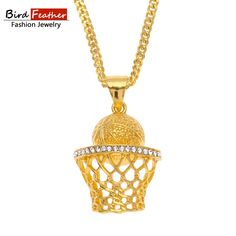 Bird Feather Stainless Steel Necklace for men women BasketBall-Nets Pendant Chain Necklaces & Pendants Hip Hop Fashion Jewelry  / // Price: $US $4.90 & FREE Shipping // /  Buy Now >>>https://www.mrtodaydeal.com/products/bird-feather-stainless-steel-necklace-for-men-women-basketball-nets-pendant-chain-necklaces-pendants-hip-hop-fashion-jewelry/  #Mr_Today_Deal