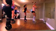 Witch Doctor - Kangoo with Becky