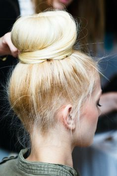 sock buns hairstylist❤️Studió Parrucchieri Lory (Join us on our Facebook Page)  Via Cinzano 10, Torino, Italy.