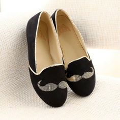 ENMAYER Mickey shoes Sweet round toe velvet nubuck leather flat single shoes comfortable MICKEY MOUSE female shoes $47.66