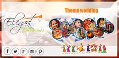Special Theme Wedding Services of Elegant Events & Weddings.
