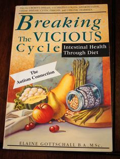 Breaking the Vicious Cycle: Discusses how different sugars process differently, candida diet.