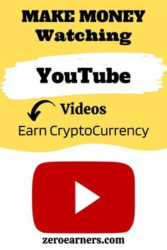 Make Money Today, Make Money Fast, Make Money From Home, Youtube Secrets, Youtube Hacks, Youtube Without Ads, The Secret Money, Watch Youtube Videos, Online Work From Home