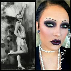 Release your inner flapper!