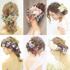 お花いろいろ♡♡♡嬉しい✨ ショップページ、覗いてってください꒰◍'౪`◍꒱۶✧˖° #ウェディング#wedding#ウェディングヘア#ブライダル #bridal #ブライダルヘア #結婚式#結婚式ヘア#結婚式セット#結婚式準備#ヘアアレンジ #ヘアセット #プリザーブドフラワー #アーティフィシャルフラワー #ヘッドドレス#プレ花嫁
