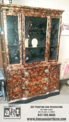 Chicago Art Painting And Decorating Www Chicagoartdeco Com Furniture Restoration Furniture