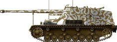 Sd Kfz 164 Nashorn/Hornisse