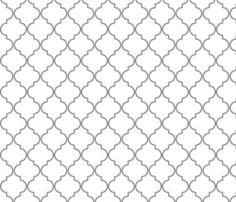 Quatrefoil_repeat_24x28 fabric by detail_oriented_studio on Spoonflower - custom fabric