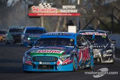 Mark Winterbottom, Prodrive Racing Australia Ford at Winton High-Res Professional Motorsports Photography Australian V8 Supercars, Australian Cars, Aussie Muscle Cars, Ford V8, Ford Falcon, Race Day, Touring, Super Cars, Classic Cars