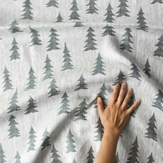 Creating and discovering art, design and environmental friendly products since Hand drawn lines & in ideas with a story to tell. Jacquard Fabric, Jacquard Weave, Linen Fabric, Sewing Studio, Very Merry Christmas, Scandinavian Home, Water Lilies, Gift Store, Tapestry