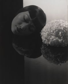 From Gallery Edward Steichen, Anna May Wong Selenium Toned Silver Gelatin, 10 × 8 in