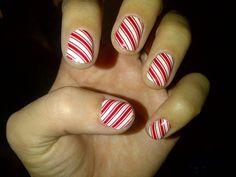 Christmas - Nail ART :)