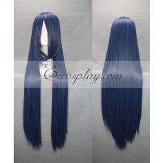 NO.6 Nezumi Dark Blue Cosplay Wig-038M