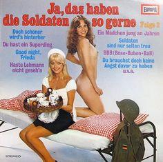 Ja, Das Haben die Soldaten so Gerne: Folge 2 - Großes Blasorchester mit Soldatenchor. 1976